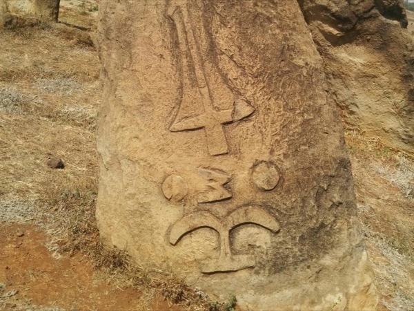Day Trip to Rock-Hewn Church of Adadi Mariam, Tiya Stelae & Melka Kuntare