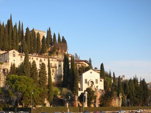 Unusual Verona,the charming and romantic Veronetta district