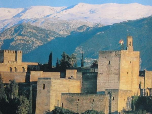Private Full Day Tour Granada from Seville