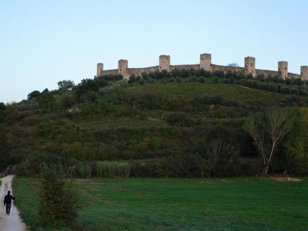 Hike to Monteriggioni