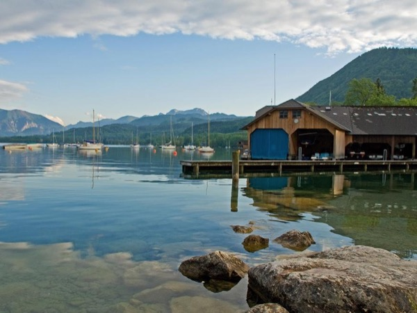 Lake Attersee and Gustav Klimt Tour