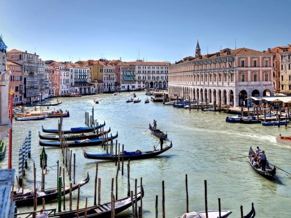 Venice - Italy, 6-hour private transfer/tour from Salzburg