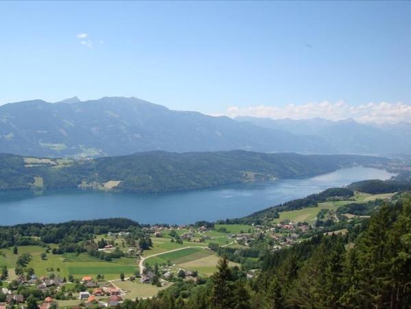 Tyrol, South Tyrol, Carynthia and Salzburg