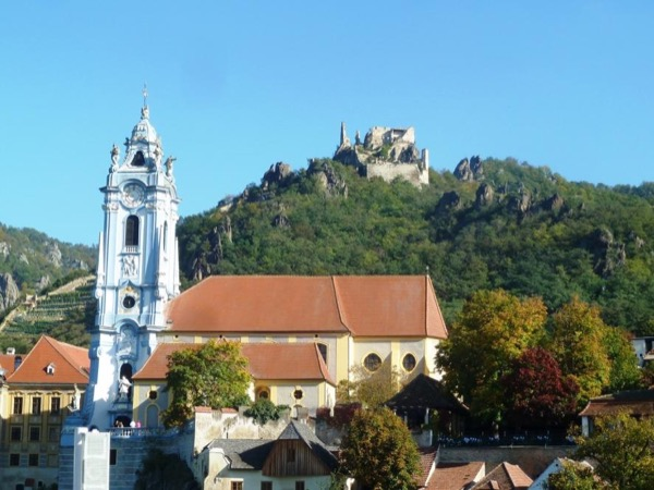 Salzburg to Vienna via the World Heritage Region Wachau