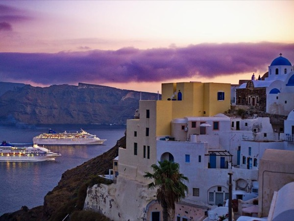 Oia Santorini Shore Leave Private Tour