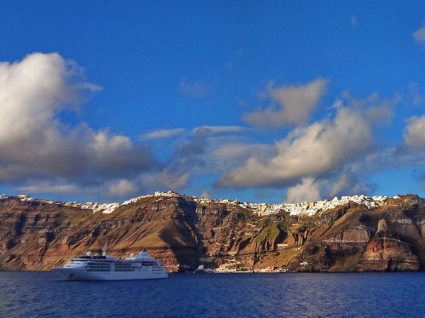 Santorini Cruise Ship Shore Leave Private Tour