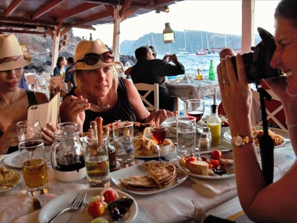 Santorini Gastronomy Private Tour