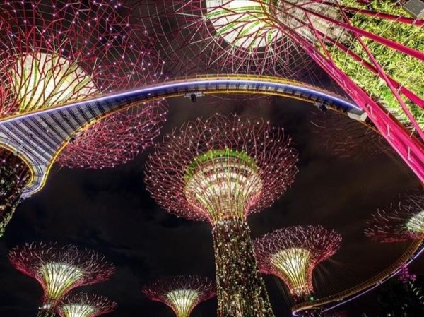 After Dark: Enchanting Evening City Tour Singapore (Transportation Included)