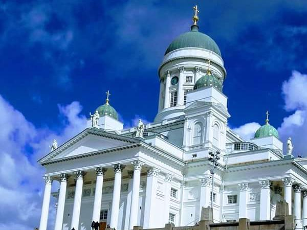 Helsinki Highlights, Private sightseeing with a true local guide, incl. Rock Church