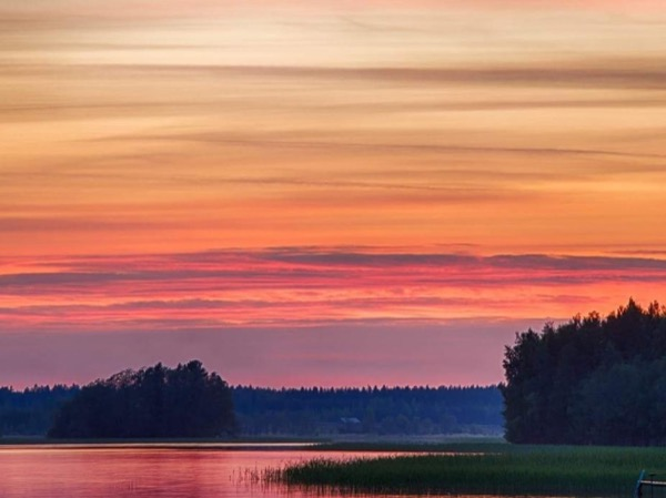 Experience the magic of white nights in Helsinki. Panoramic City Tour. Sunset.