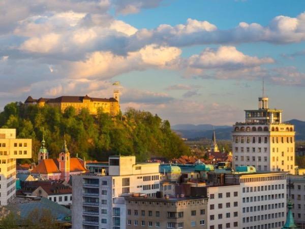 Ljubljana and Postojna cave