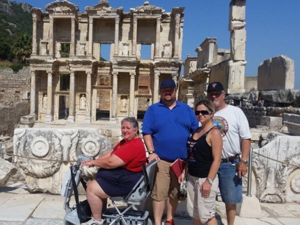 Private Full Day Ephesus Tour From Kusadasi or Izmir