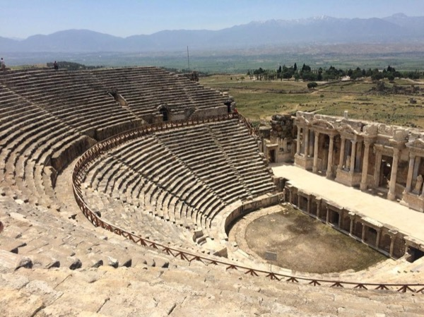 Ephesus and Pamukkale Tours