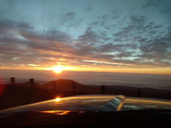 From Hilo side: Mauna Kea Sunrise Summit Private Tour