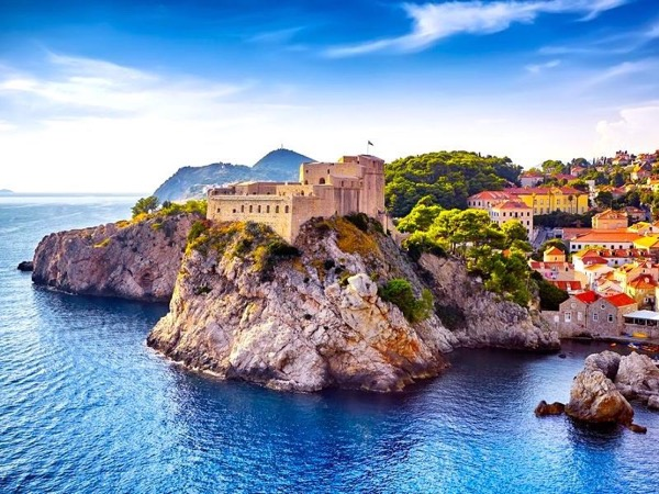 Dubrovnik as a backdrop - Game of Thrones