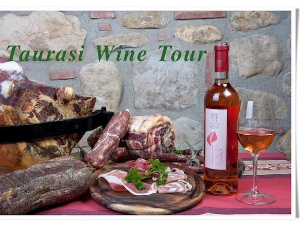 Taurasi wine tour from Salerno or Amalfi Coast area