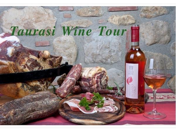 Turasi wine tour from Sorrento