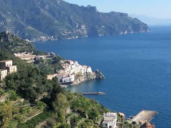 From Amalfi to Positano and Ravello