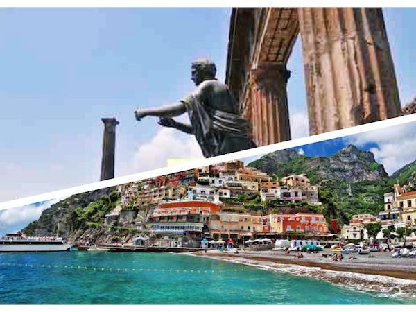 Tour from Pompeii to the Amalfi Coast