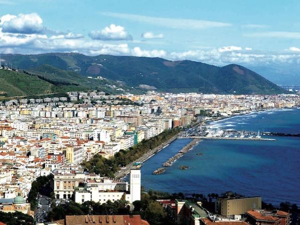 Tour from Salerno to Sorrento and Amalfi coast