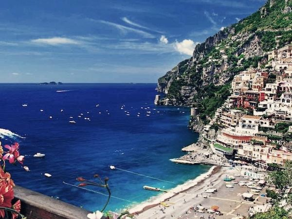 Private tour to Amalfi Coast from Salerno