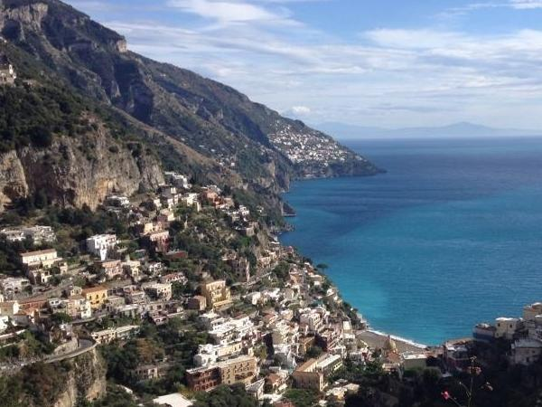 Private day tour from Positano to Naples