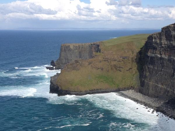 Private Cliffs of Moher and The Burren National Park Tour Ireland