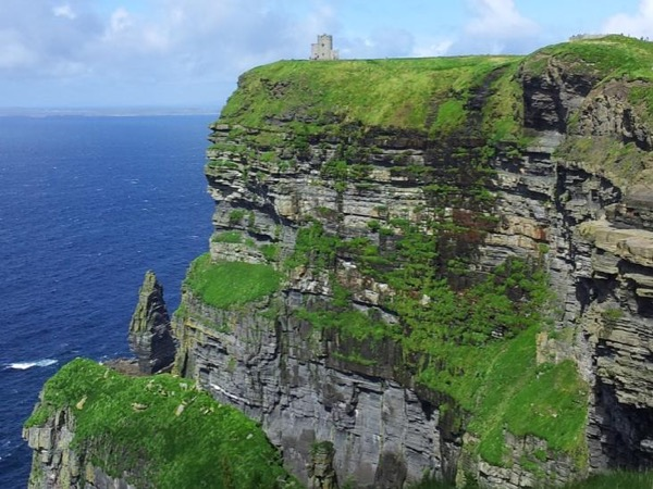 Private Tour of The Cliffs of Moher and Burren National Park.