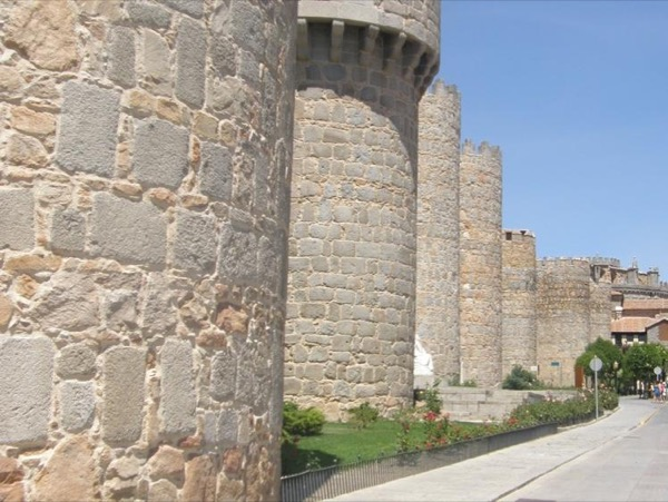 Avila Walking Tour