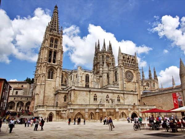 Burgos walking tour