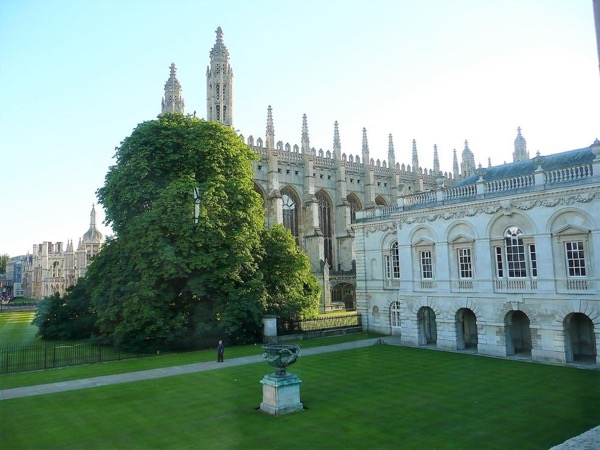 Historic Cambridge University and City Centre