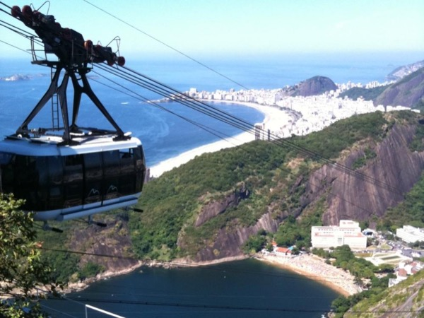 Combine the BEST of Rio into one dynamic private tour: Sugar Loaf & City Tour