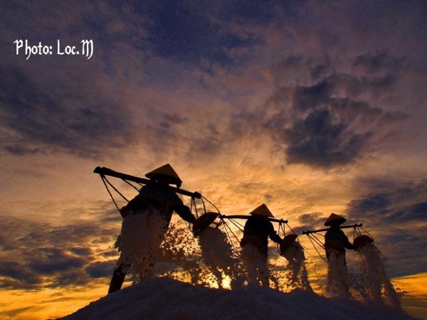 A 3 Day photography tour from Nha trang to the salt fields -Phan rang- and then return to Nha trang