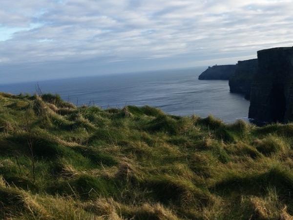 Cliffs of Moher,Connemara Mountains, Galway, Wild Atlantic Way
