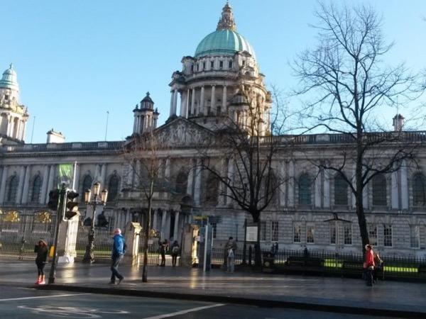 Belfast City Centre Walking tour