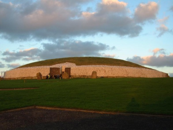 Newgrange Private Day Tour from Dún Laoghaire