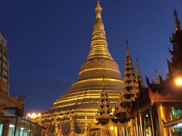 Yangon city Shore excursion