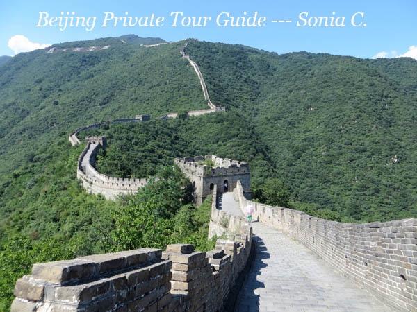 Private tour guide Sonia C.