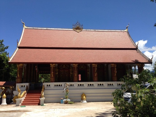 Sightseeing around Luang Prabang