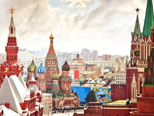 Flexible full-day private tour of Moscow