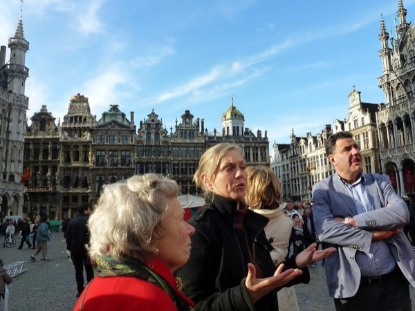 All-in-One Brussels private tour