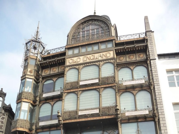 Brussels' Art Nouveau - private tour