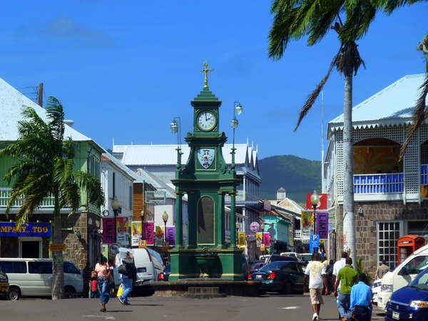 Private St. Kitts Shore Excursion Tour