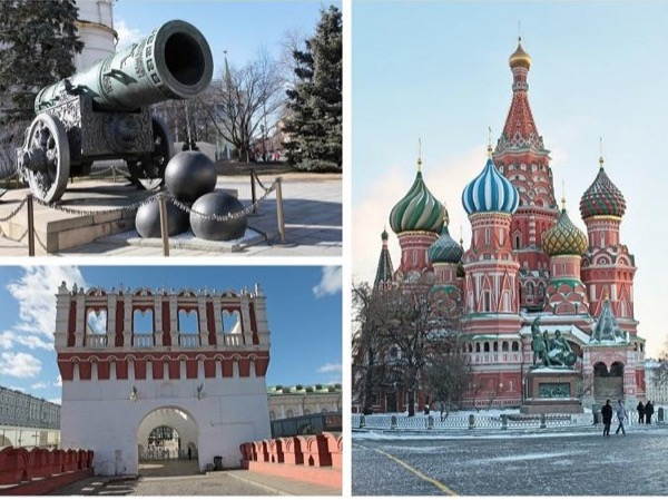 The treasures of Moscow Kremlin private tour