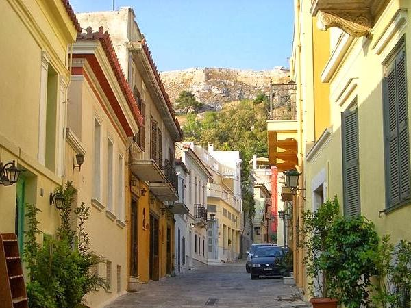 Acropolis and Old town private tour