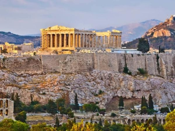 Athens City walk 6 hours private tour