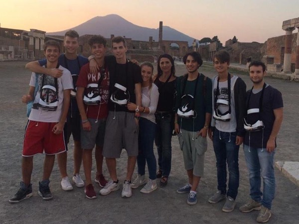 3D Virtual Pompeii