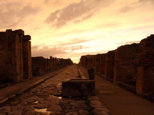 The Amalfi Coast & Pompeii Private tour
