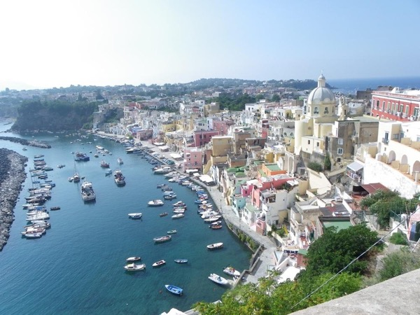 The islands of Ischia & Procida