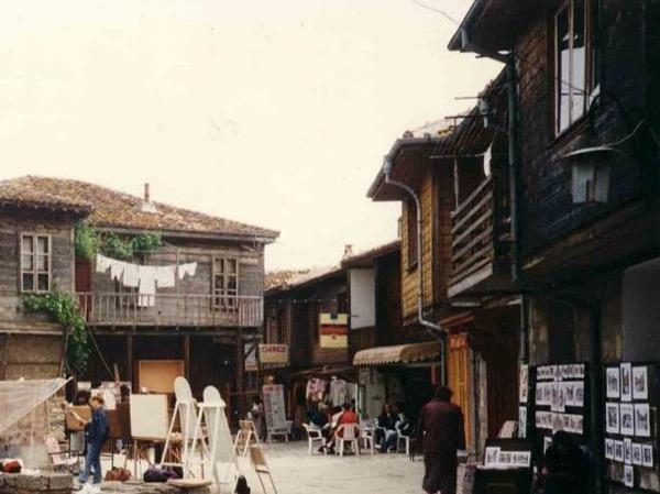 Nessebar -civilizations and cultures